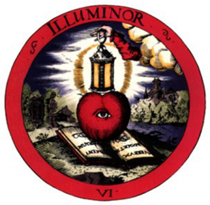 The illuminated heart, by Daniel Cramer.